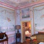 Gli Amorini: Wohnzimmer, Schlafzimmer, Bad