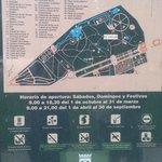 Plano Parque El Capricho