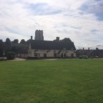 Pulham Market village green