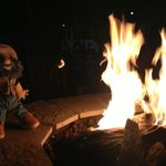 #YellowstoneJack loved the fire pit!