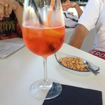 Best Aperol Spritz in town