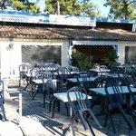 Restaurant Marinheiro à l'intérieur du CHM Montalivet