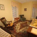 Vineyard Suite Sitting Room