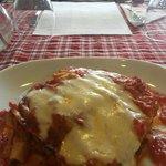 Perfect lasagna