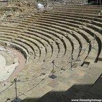 Teatro Romano ciudad de Málaga