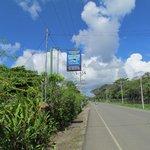 Main Road from Puerto Jimenez