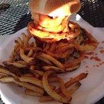 4/20 burger.