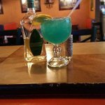 Blue agave HORNITOS TEQUILA Margarita
