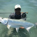 Tarpon first day