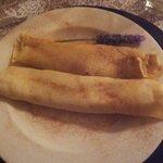 pancake alla cannella