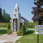 smallest wedding chapel