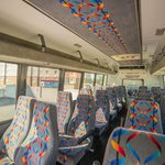 Airlink tours bus