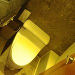 conforto e limpeza nos banheiros