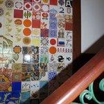 Catharina Paraguaçu ...belissimos azulejos Udo Knof