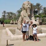 Ouida & Family