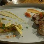 Tempura & Bacon Wrapped Chicken