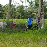 bike tour con agus