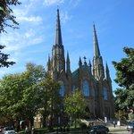 St. Dunstan's Basilica, Charlottetown, PEI, Canada