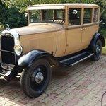 Citroen AC 4 de 1929 de mamie