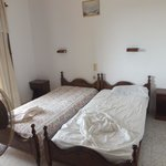 Twin bedroom in No3 2bed apartment