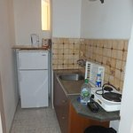 Kitchenette in No3 2bed apartment