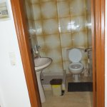 Bathroom in No3 2bed apartment
