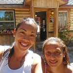 It was a beautiful weekend at Big Bear Cabins for Less