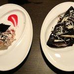 Amazing desserts at WTF
