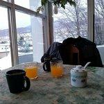 La mejor vista para el desayuno
