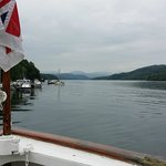 Lake Windermere from one of the cruise boats