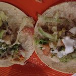 Fish Tacos - special item