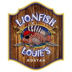 The all new Lionfish Louie's