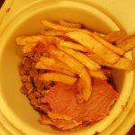 reuben dog food