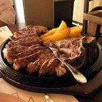 Wonderfull T-bone steak