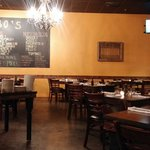 Babbo's is great for families with young children and large parties.