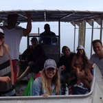Boat Trip to Frigates