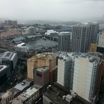 View to Darling Harbour - day