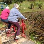 2 grannies having fun