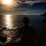 Sunrise meditation at it's best!