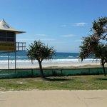 Tugun beach. The best beach around.