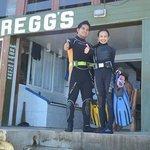 scuba @ Captn greggs