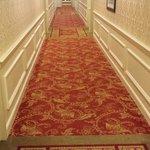 Hallway real nice