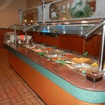 1 of the 3 buffet lines