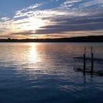 Hubbard Lake Sunrise