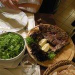 Флорентийский стейк