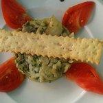 Salade d'aubergines vapeur
