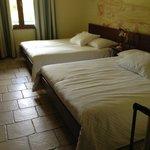 2 lits très spacieux et confortable