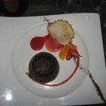 Foto de Hotel Restaurant Belvedere de Belves