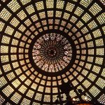 Amazing Tiffany dome