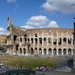 Nunca se termina de visitar Roma.